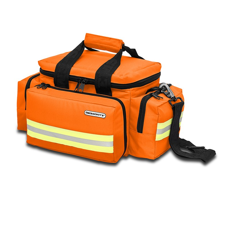 sac grande capacité orange