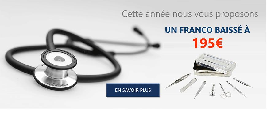 Nouveau Franco 195€ GHS 2020